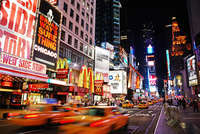 Theater District NYC  ☆ Add to Trip Planner