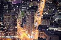 Flatiron District ☆ Add to Trip Planner