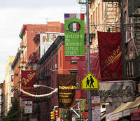 Little Italy NYC ☆ Add to Trip Planner