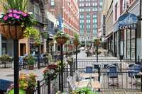 Downtown Cleveland ☆ Add to Trip Planner