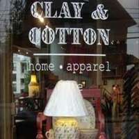 Clay & Cotton ☆ Add to Trip Planner