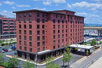 Hampton Inn & Suites Pittsburgh Downtown ☆ Add to Trip Planner