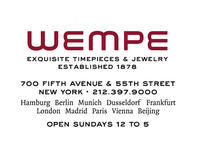 Wempe Jewelers ☆ Add to Trip Planner
