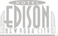 Hotel Edison ☆ Add to Trip Planner