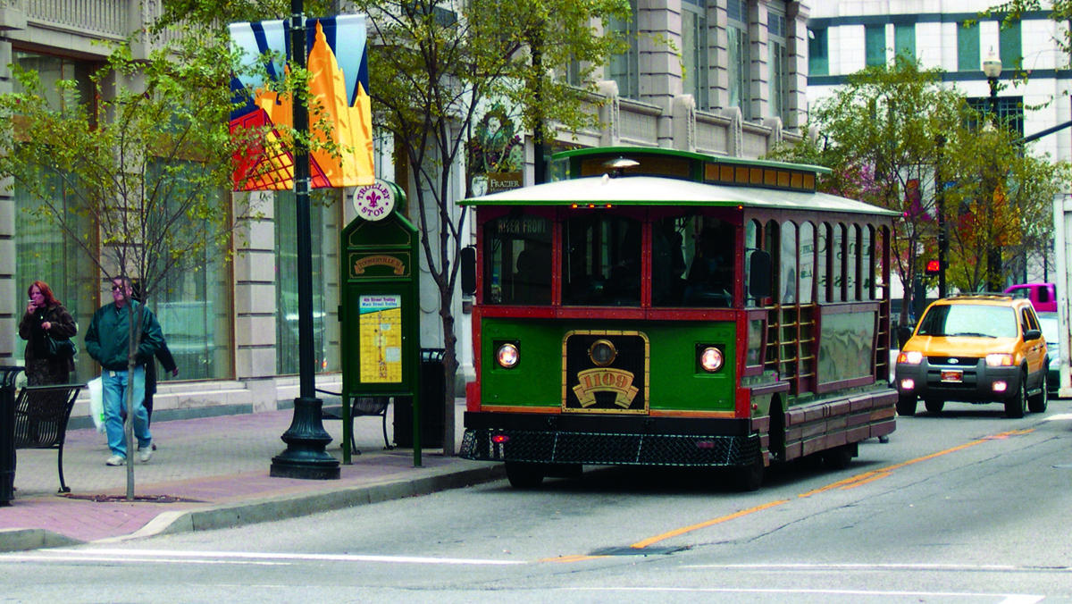 Trolley Hops & Stops