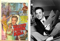 Images courtesy of the Rock and Roll Hall of Fame and Museum, and from the Collection of the Rock and Roll Hall of Fame Library and Archives. Left to Right: Moondog Coronation Ball Poster, 1952, Collection of Terry Stewart; Alan Freed Publicity Photo, c. 1950, Gift of Judith Fisher Freed.
