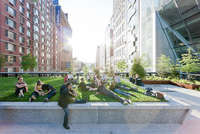 The High Line           Follow @nyccitiview