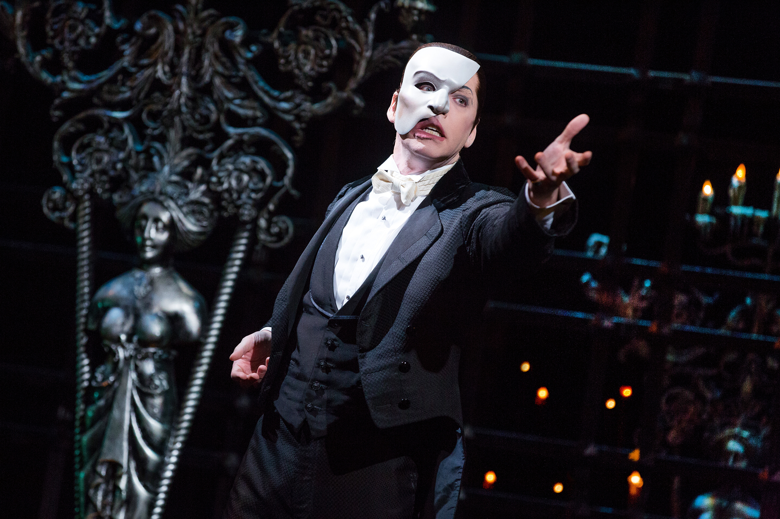 A Q & A with Phantom's James Barbour