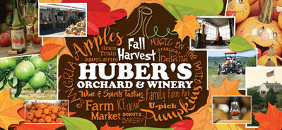 Huber's Fall Harvest Fun