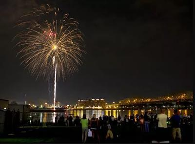 4th of July at Waterfront Park