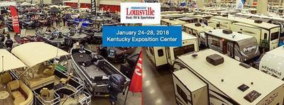 Annual Louisville Boat, RV and Sport Show