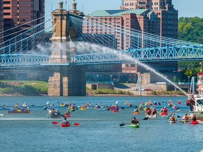 Paddlefest Races
