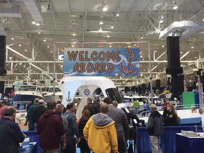 Mid-America Boat and Fishing Show