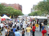 Warehouse District Street Festival  ☆ Add to Trip Planner