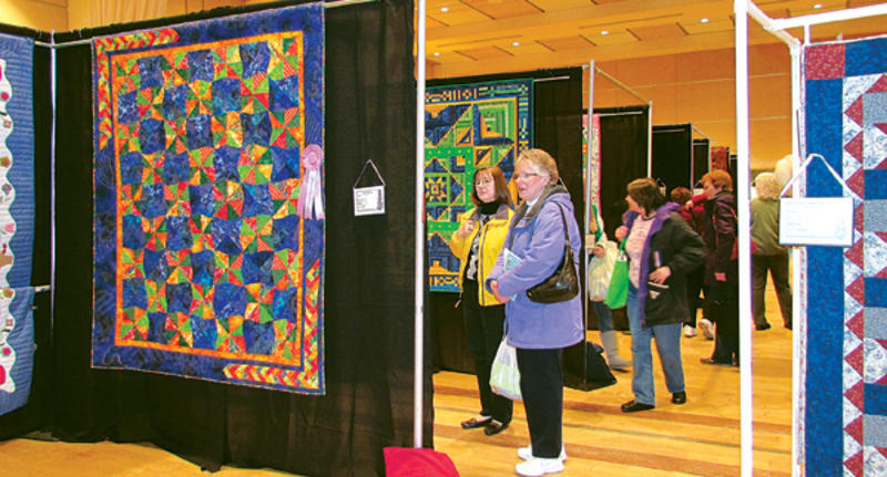 Three Rivers Quilt Show