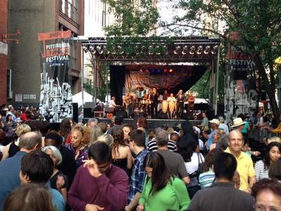Pittsburgh JazzLive! International Festival