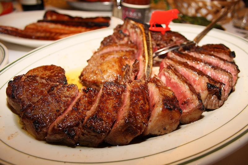 New York, New York - It's a Steakhouse Kind of Town!