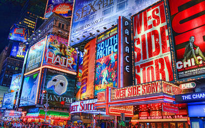 More Broadway Shows