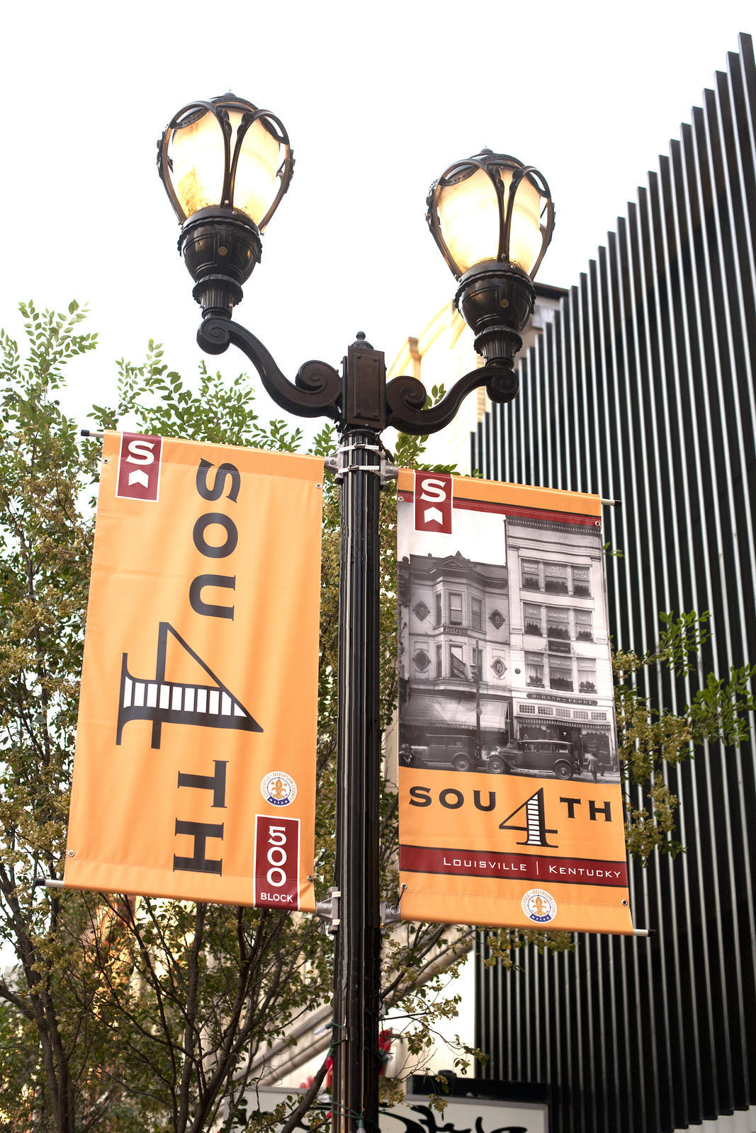 Experience South Fourth Street in Downtown Louisville!