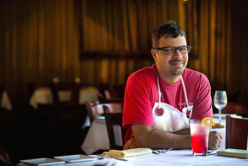 Meet Anthony Lamas of Seviche, a Latin Restaurant