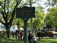 Discover Shopping and More at Hyde Park Square in Cincinnati            Follow @nyccitiview