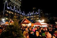 Peoples Gas Holiday Market ☆ Add to Trip Planner