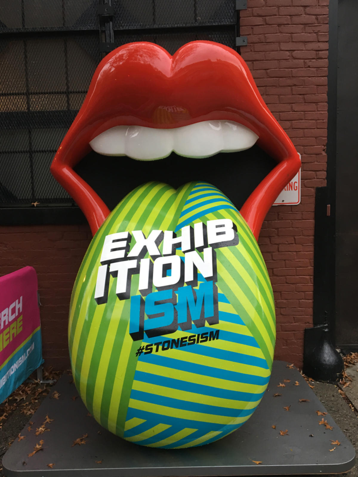 Experience Rolling Stones Exhibitionism!