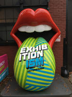 Experience Rolling Stones Exhibitionism!           Follow @nyccitiview