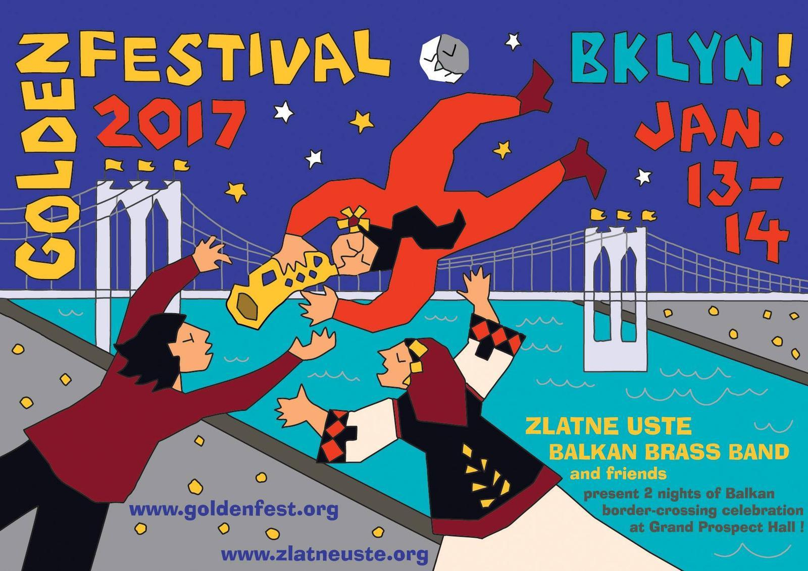 The Zlatne Uste Golden Festival 2017
