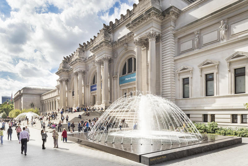 All The Wonders Of Met Museum in New York City
