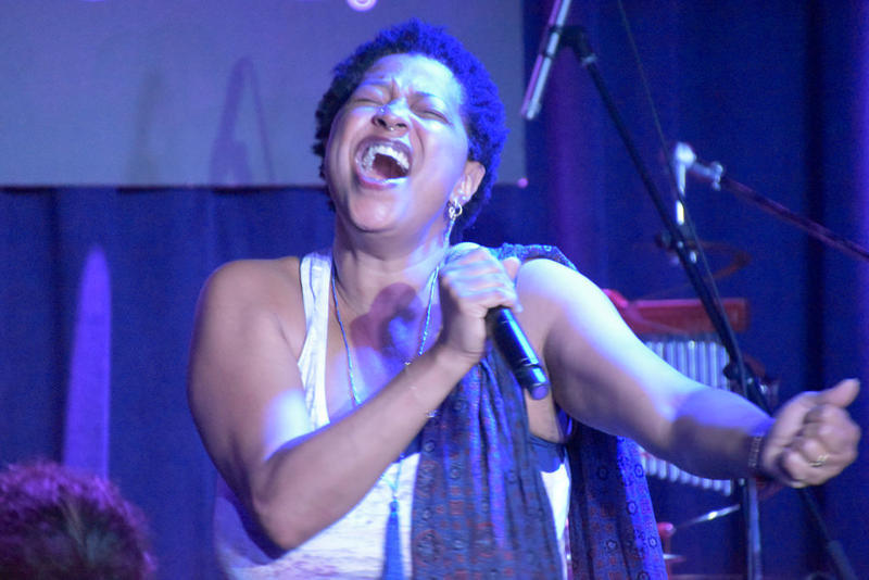 Ms. Lisa Fischer & Grand Baton at the Blue Note Jazz Club NYC
