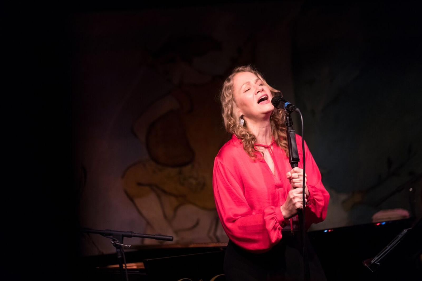 Joan Osborne Sings the Songs of Bob Dylan, Part II, in NYC