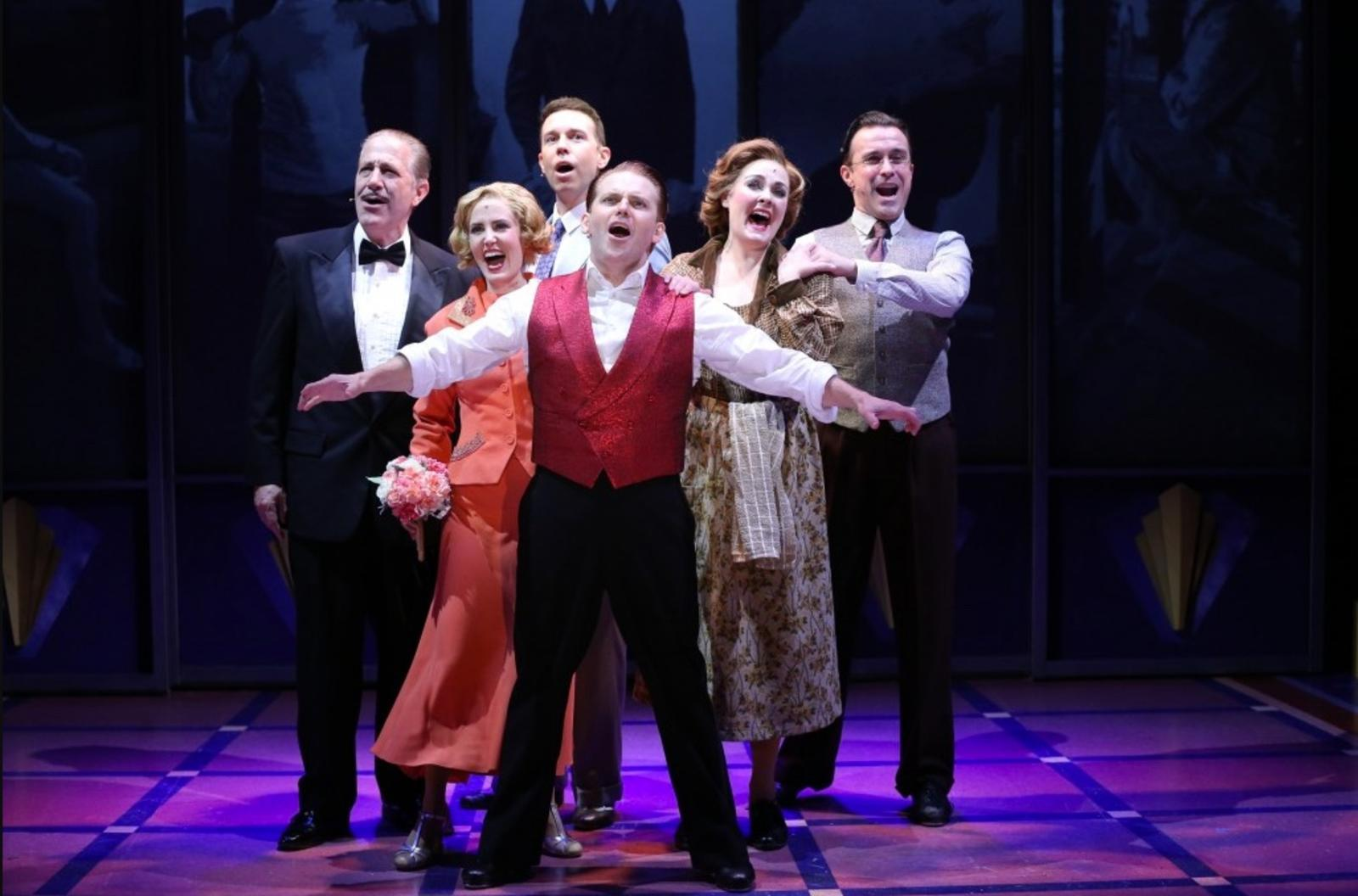 Cagney the Musical Starring Robert Creighton at Westside Theater Through May 28