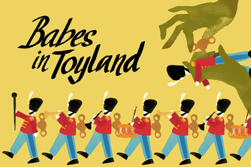 "Victor Herbert's ""Babes in Toyland"" at Carnegie Hall April 27th"