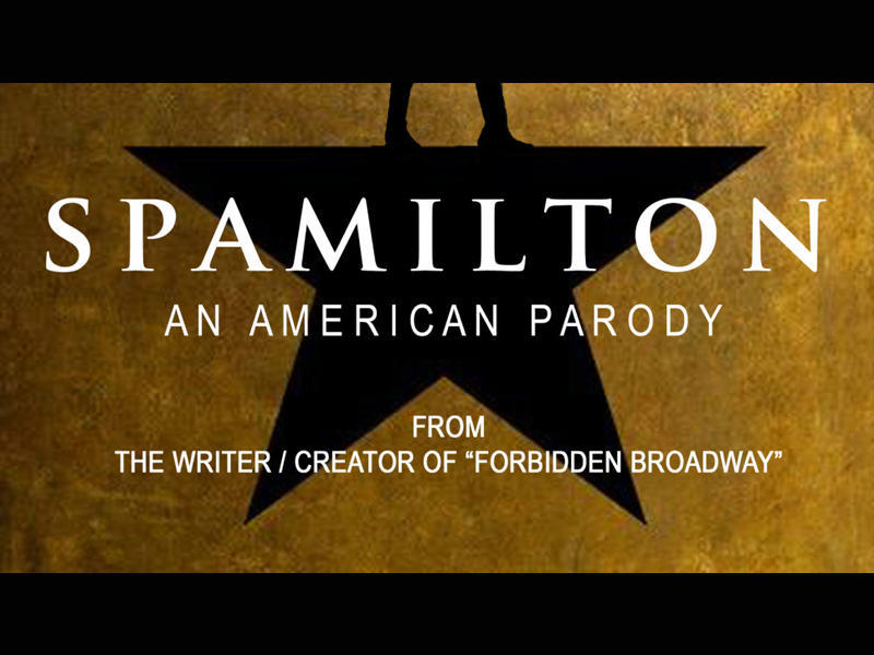 """Spamilton"" at The Triad (Stage 72)"