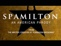 """Spamilton"" at The Triad (Stage 72)           Follow @nyccitiview"