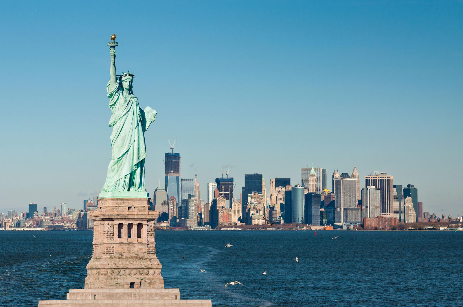 Liberty Enlightening the World: Discover Ellis Island, NYC