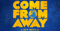 Come From Away ☆ Add to Trip Planner