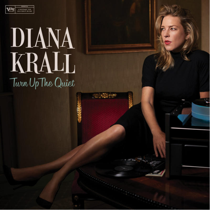 Diana Krall, Turn Up the Quiet at the Beacon Theater