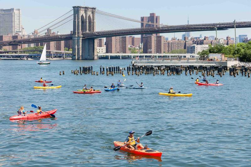 Brooklyn Bridge Park Conservancy and Brooklyn Bridge Park Present: 2017 Summer Calendar