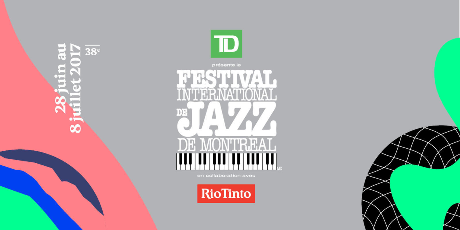 The Montreal Jazz Festival 2017