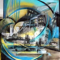 City Walks: New Works by Louisville Artist, Ashley Brossart at CRAFT(s) Gallery & Mercantile           Follow @nyccitiview