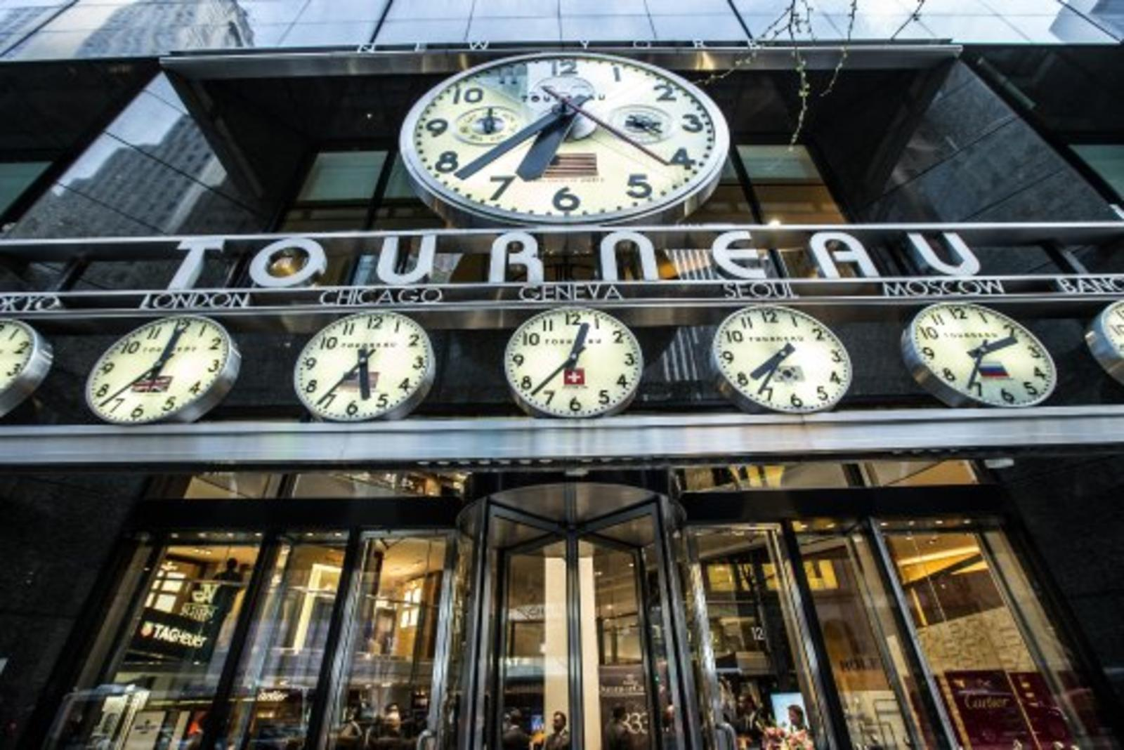 Tourneau: Where to Buy Watches in NYC