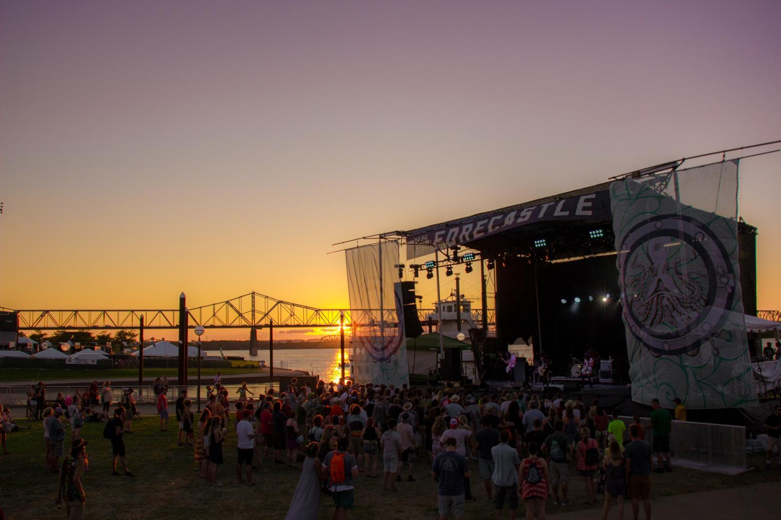 Forecastle Festival 2017: One of the Best Music Festivals in Louisville, Kentucky