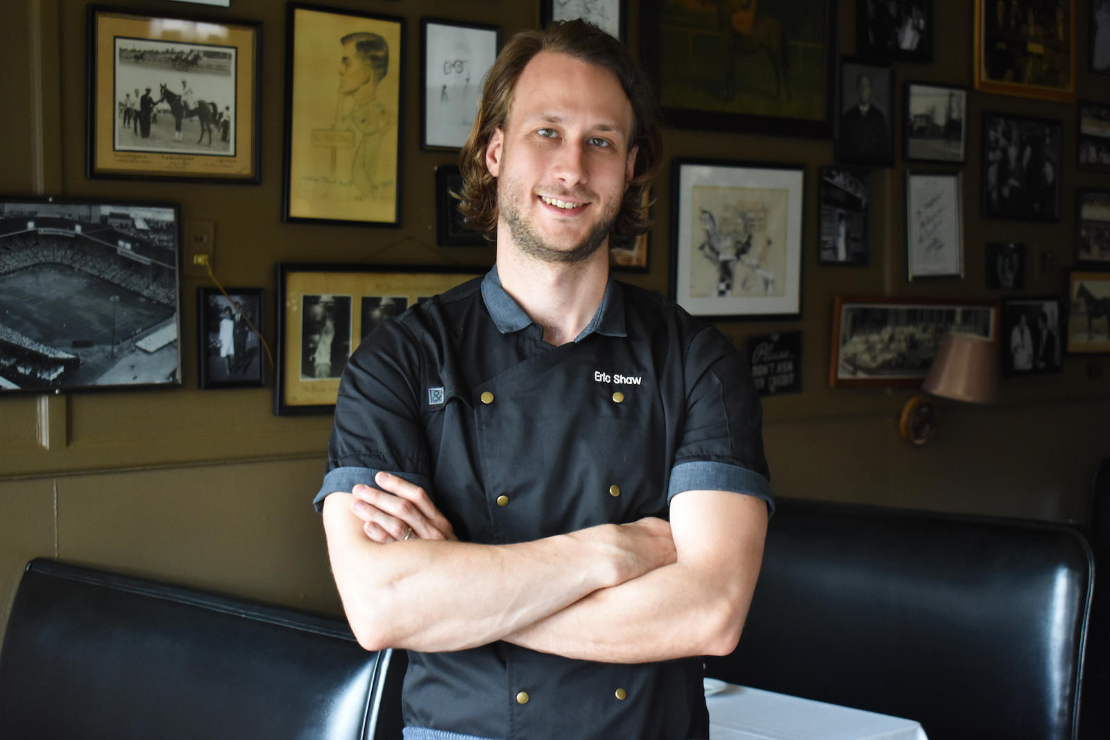 Q&A with Eric Shaw, Executive Chef at Jack Fry's Restaurant in Louisville