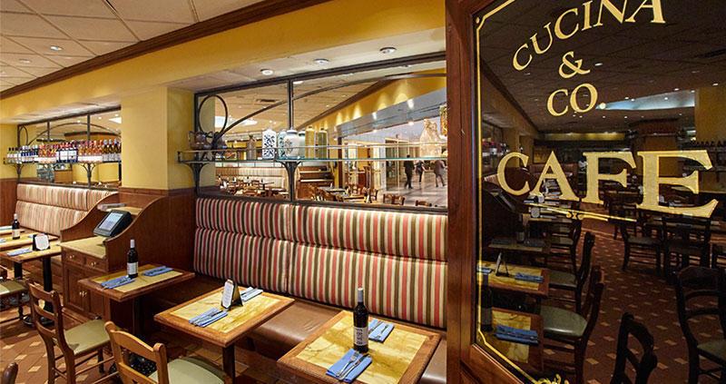 Best restaurants near rockefeller center new york city for Top of the rock new york restaurant