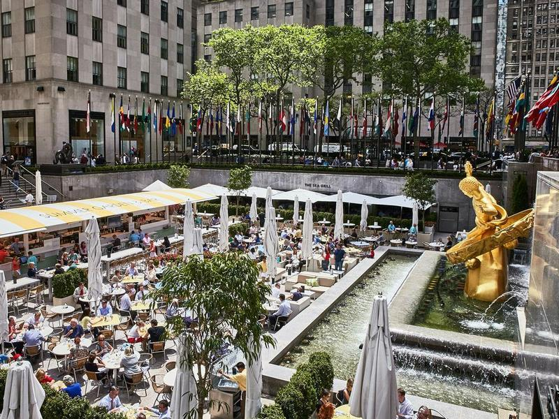 Best Restaurants Near Rockefeller Center