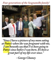 Patsy's Italian Restaurant: An Off-Broadway Hit in NYC Since 1944           Follow @nyccitiview