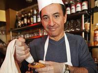 VIDEO: Meet The Cannoli King of Caffe Palermo in Little Italy, NYC!           Follow @nyccitiview