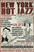 The Fifth Annual Hot Jazz Festival